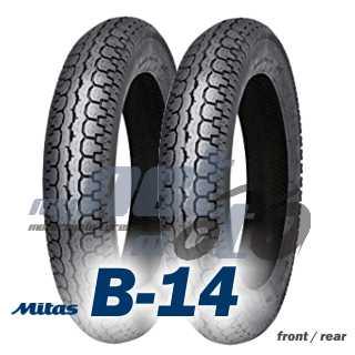 4.00 -10 (69J) B14 / MITAS