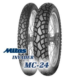 140/80 R17 (69V) INVADER MC24 / MITAS