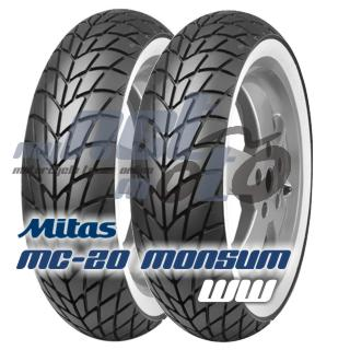 130/70 -12 (62P) MC20 MONSUM WW / MITAS