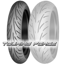 120/70 ZR19 (60W) TOURING FORCE / MITAS
