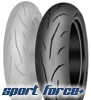 160/60 ZR17 (69W) SPORT FORCE PLUS / MITAS