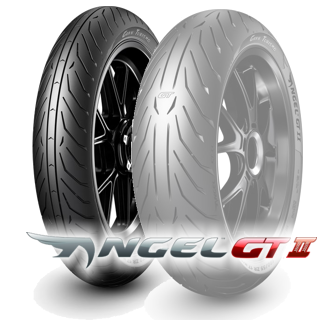 120/70 ZR17 (58W) ANGEL GT II / PIRELLI