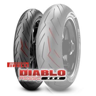 PIRELLI 110/70 R17 (54H) DIABLO ROSSO III