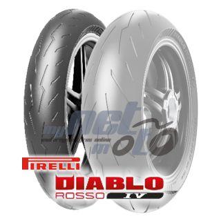 120/70 ZR17 (58W) DIABLO ROSSO IV / PIRELLI