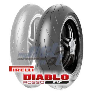 180/55 ZR17 (73W) DIABLO ROSSO IV / PIRELLI