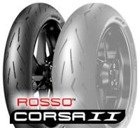 120/70 ZR17 (58W) DIABLO ROSSO CORSA II / PIRELLI