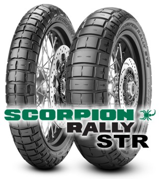 SCORPION RALLY STR