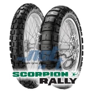 scorpion rally