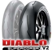 190/50 ZR17 (73W) DIABLO SUPERCORSA SP V2 / PIRELLI