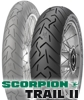 160/60 ZR17 (69W)  SCORPION TRAIL II / PIRELLI
